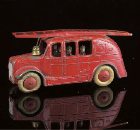 Pre-war Dinky Vehicles