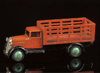 Dinky Commercials, late 1940s/