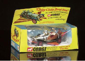 A Corgi 266 'Chitty Chitty Ban