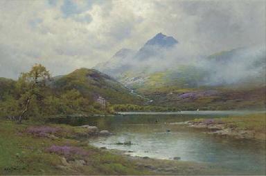 Loch Oich and Ben Tigh, West H