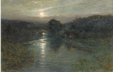 Moonlight on the Feugh