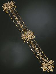 A GOLD AND DIAMOND KEROSANG SE