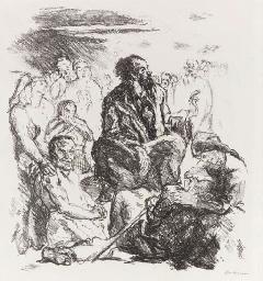 The Sermon on the Mount (Die B