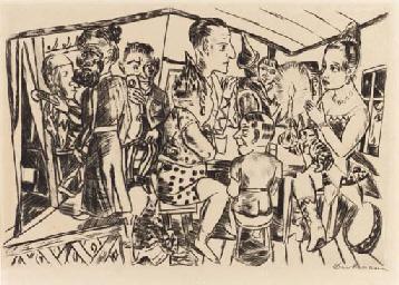 Der Jahrmarkt (The Annual Fair