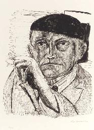 Self-Portrait (Selbstbildnis),