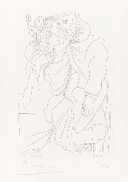 Couple et Enfant, from Lysistr