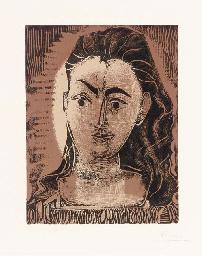 Petit Buste de Femme (B. 1082;