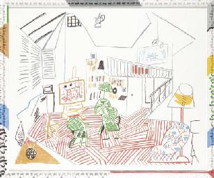 Pembroke Studio Interior (T. 2