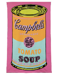 Campbell's Soup Banner