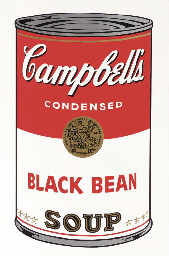 Black Bean, from Campbell's So