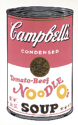 Campbell's Soup II (F. & S. 54