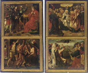 Wings of a triptych?: the firs