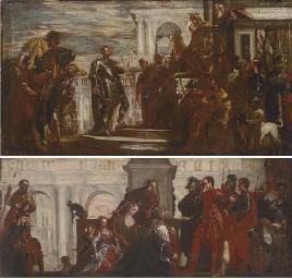 The Family of Darius before Al