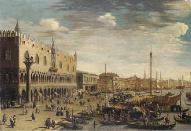 The Riva degli Schiavoni, Veni