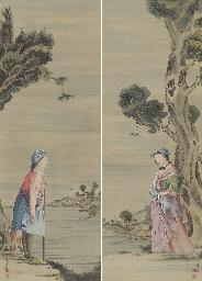 Manner of Shiba Kokan (19th Ce