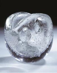 Devil's pearl, an art object (