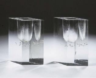 (2) Koh-I-Noor, a pair of glas