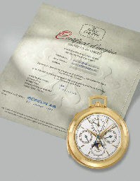 Patek Philippe. A possibly uni