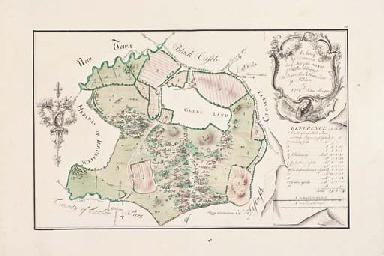 ROCQUE, JOHN (c.1704-1762). A
