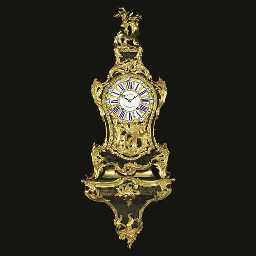 A LOUIS XV ORMOLU-MOUNTED GREE
