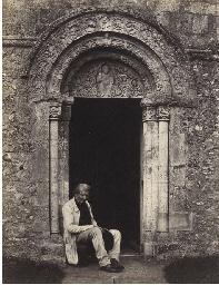 Door, Rivaulx Abbey; Door, Bar