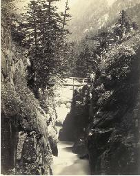 Waterfall views