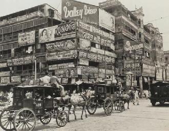 A Yank's Memories of Calcutta