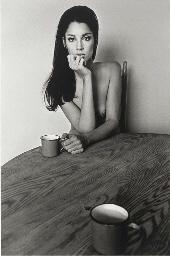 Portrait de Judy, New York