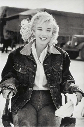 Marilyn Monroe in the film 'Th
