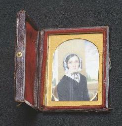 Miniature Portrait of a Lady s