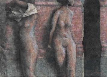 Dos desnudos