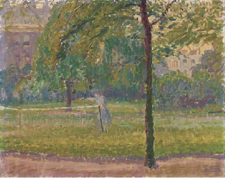 Tennis in Mornington Crescent