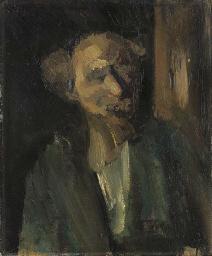 David, Self-Portrait