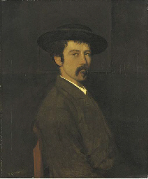 Portrait of Henry Greaves, the