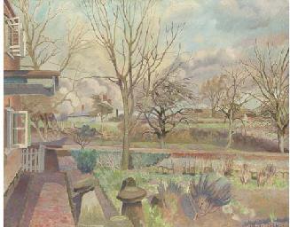 The artist's garden, Burdens F