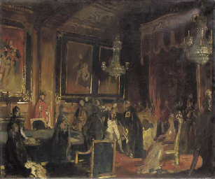 The Investiture of King Manoel