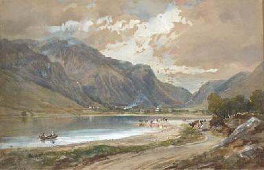 View of Cader Idris