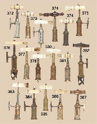 An English narrow rack King's