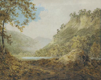 The River Derwent, near Matloc