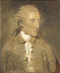 Portrait of John Mortlock of C
