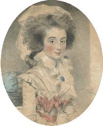 Portrait of Major Shuttleworth