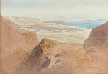 Ain Gedi and the Dead Sea, Isr
