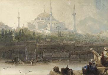 St. Sophia, Constantinople, fr