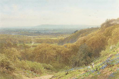 Spring, Leith Hills, Surrey