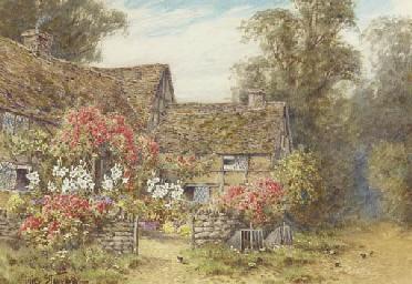 Cottage near Haslemere, Surrey