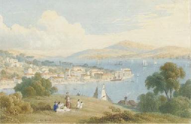 View on the Bosphorus