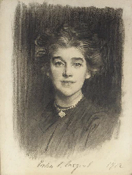 Portrait of Mrs. Godfrey Willi