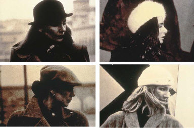 Untitled (Four Women with Hats