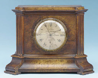 THE SHIP'S CHRONOMETER FROM TH