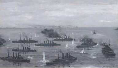 Battle of the Yellow Sea, 10th